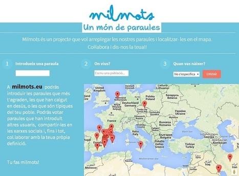Milmots, una nova manera de conèixer i difondre el nostre lèxic | Educació i TICs | Scoop.it