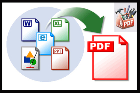Top 12 PDF Tools Every Teacher and Administrator Must Have - EdTechReview™ (ETR) | Edtech PK-12 | Scoop.it