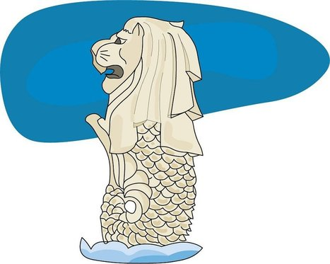 The Story behind the Merlion of Singapore: Read the legendary tale | Travel Junkie | Scoop.it