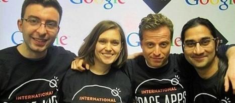 El creativo español que ganó un premio de la NASA | personas, talento, innovación, creatividad | Scoop.it