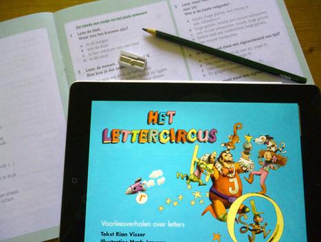 Wordt de iPad een onmisbaar leermiddel in het onderwijs?   Rian ...   Bachlorproef-Ipad-Elien Dewaele   Scoop.it