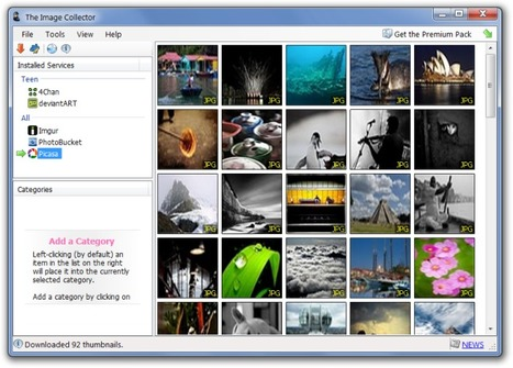 Download All Images From deviantART, Picasa, PhotoBucket & More | Time to Learn | Scoop.it