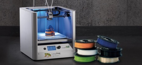 Leapfrog w/ Ingram Micro, Materialise - 3D Printing Industry | Top CAD Experts updates | Scoop.it
