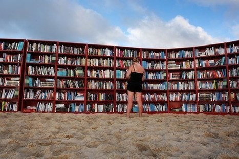 20 Amazing Outdoor Libraries and Bookstores From All Over the World | Libraries & Archives 101 | Scoop.it