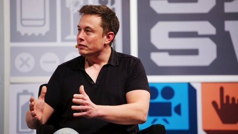 Elon Musk says artificial intelligence is 'potentially more dangerous than nukes' | technological unemployment | Scoop.it
