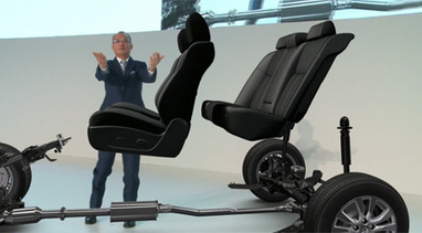 Nissan shows off Teana with AR | 4D Pipeline - trends & breaking news in Visualization, Virtual Reality, Augmented Reality, 3D, Mobile, and CAD. | Scoop.it