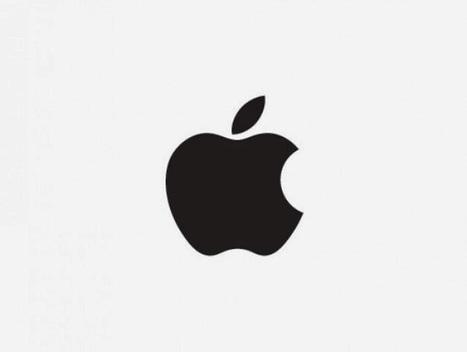 Vektörel Apple Logo | Vektorel cizimler | Scoop.it