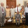 TB team meets the President of India on World TB Day (24 March 2013