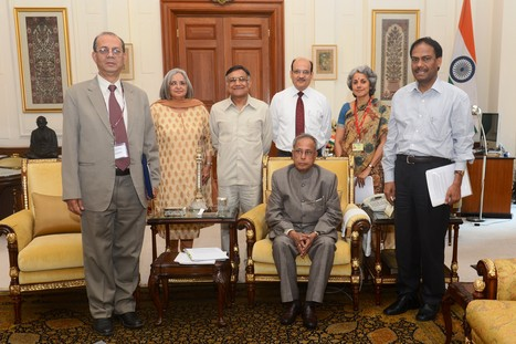 A message from the President on World TB Day 2013 | TB team meets the President of India on World TB Day (24 March 2013 | Scoop.it