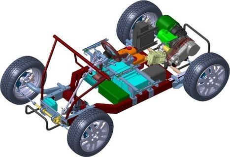 Open Source Vehicle is launching a Starter Kit! (model) | Heron | Scoop.it
