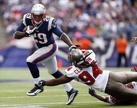 New England Patriots: Bringing back Blount | patslife | Scoop.it