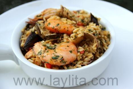 Seafood rice recipe | Seafood | Scoop.it