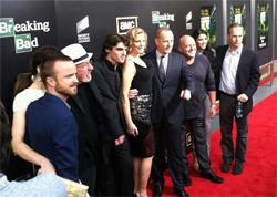 Breaking Bad's cast and AMC use social media with fans | TV Trends | Scoop.it