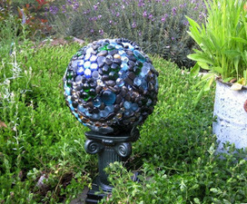 Recycle and upcycle a bowling ball | DIY | Scoop.it