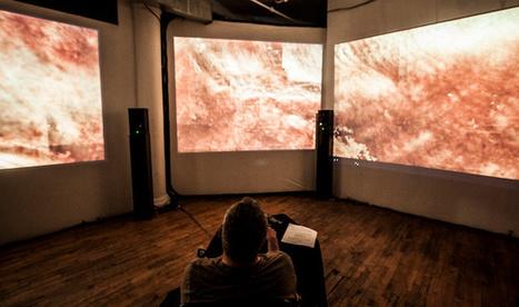 A New York, une galerie expose... nos émotions en temps réel | Libertés Numériques | Scoop.it