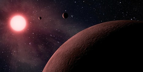Odd Dance of Mini Alien Exoplanet System is a Clockwork Wonder | Amazing Science | Scoop.it