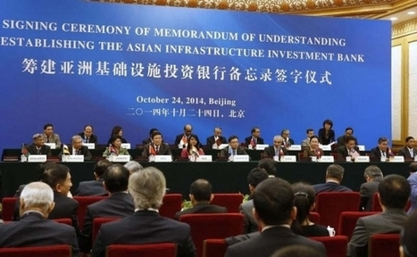 Australia confirms it will join China-led AIIB development bank - Malay Mail Online | Wealth Australia | Scoop.it