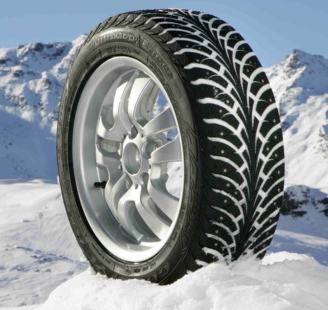 Pneu hiver: l'éternel oublié de la sécurité | Sécurité et prévention routière | Scoop.it