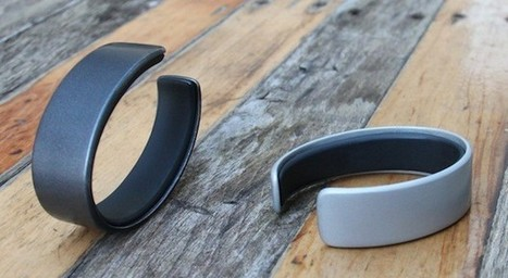 AIRO armband analyseert real-time wat je gegeten hebt - Numrush | 3D printmania deel 2 CMDA | Scoop.it