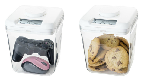 A Gadget To Help You Resist Temptation: Kitchen Safe | Quirky (with a dash of genius)! | Scoop.it