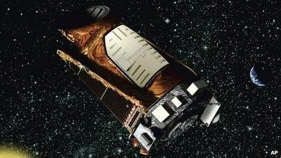 Nasa's Kepler telescope breaks down | Physics | Scoop.it