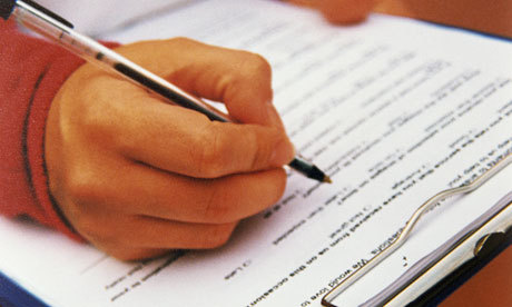 Resume Writing Questionnaire | Writing Questionnaire | Scoop.it