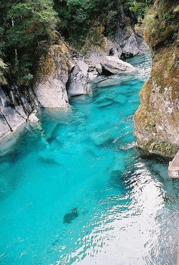 Turquoise River, South Island, New Zealand | Nature | Scoop.it