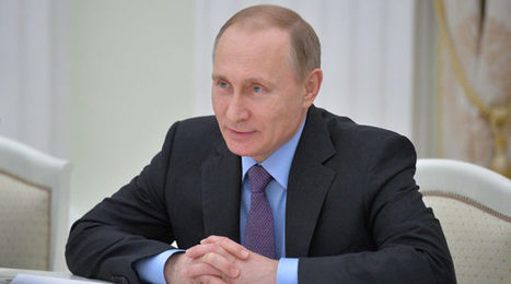 Putin tops Russians' trust ratings with 80% support - Veterans Today | Liberty Revolution | Scoop.it