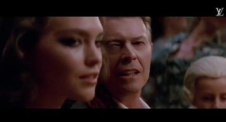 Bowie comme Bowie | egeries de marques de luxe | Scoop.it