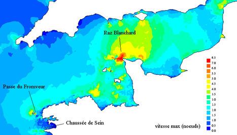 Implantation | Développement hydrolienne en France | Scoop.it