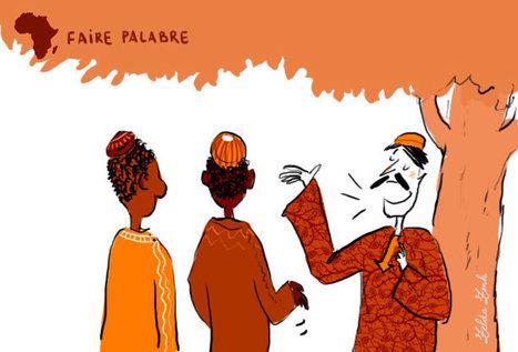 Les expressions imagées d'Afrique francophone! | Mon calepin du FLE | Scoop.it