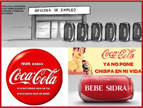Coca-Cola España y su crisis de reputación por el ERE   Política & Rock'n'Roll   Scoop.it