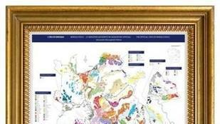 For the Barolo lover: wall maps of the Barolo region | Vitabella Wine Daily Gossip | Scoop.it