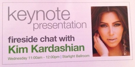Kim Kardashian Talks Social Media: Loves Instagram, Twitter Is Fun, Facebook For Branding | Talented HR | Scoop.it