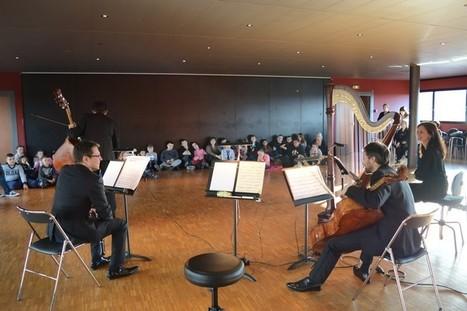 L'ONL s'invite en ville - RTL2 | orchestre national de lille - Jean-Claude Casadesus | Scoop.it