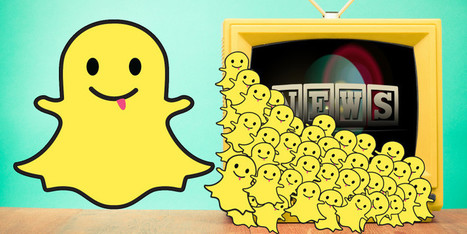 Snapchat's Discover: Why It's a Social News Revolution | Peer2Politics | Scoop.it