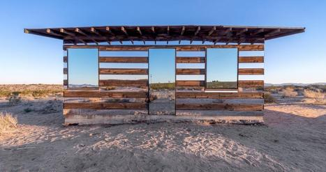 royale projects : contemporary art  | Lucid Stead | Phillip K Smith III | Joshua Tree CA 2013 | Public Relations & Social Media Insight | Scoop.it