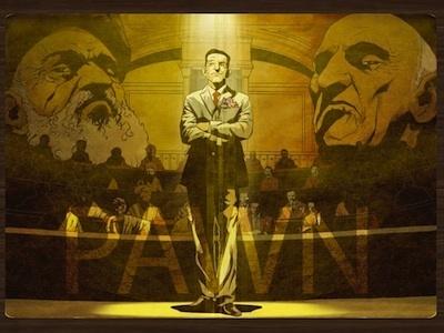 Cognito Comics launches dazzling Operation Ajax graphic novel as free iPad download | VentureBeat | Curation Revolution | Scoop.it