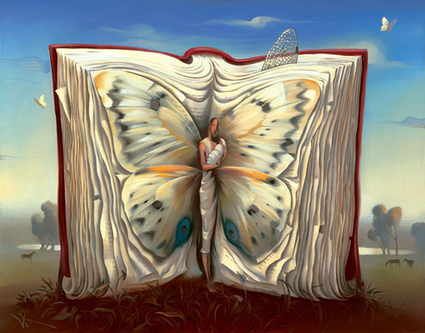 """The Papillon Method Transforms Digital """"static"""" books into MultiMedia Worlds of Experiences 