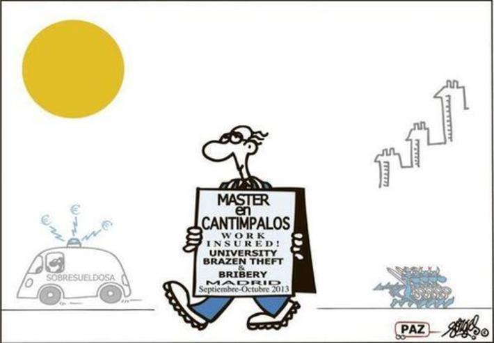 Twitter / ignaciotrillo: Forges nos descubre dónde ... | Partido Popular, una visión crítica | Scoop.it