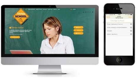 TokApp School la aplicación más útil para escuelas, maestros y padres - Nerdilandia | Bichos en Clase | Scoop.it