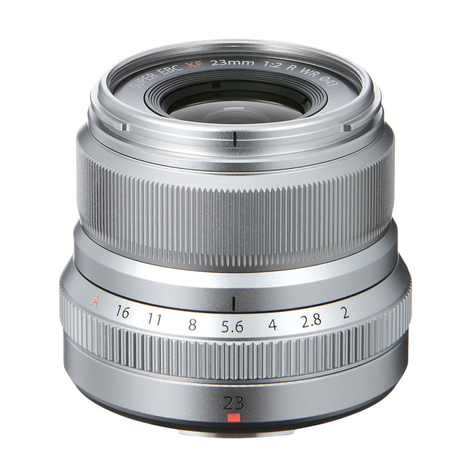 Fujifilm Fujinon XF23mm f/2.0 R WR | Les X de  Fuji | Scoop.it