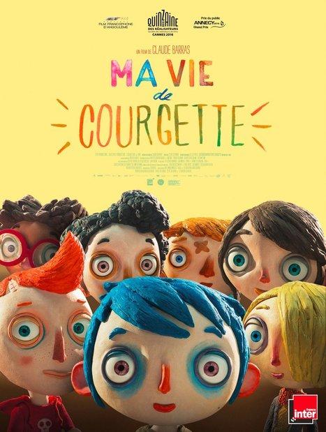 Connaissez-vous Courgette ? @reseau_canope en partenariat avec @GEBEKA_FILMS accompagne le film #MaVieDeCourgette | CaféAnimé | Scoop.it