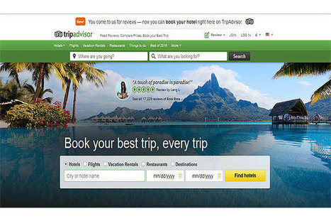 Why do travellers trust TripAdvisor? Leading Newcastle Academic has the answer | Tourism marketing | Scoop.it