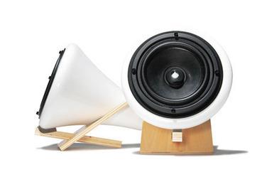 Design Milk | Ceramic Speakers by Joey Roth on Luvocracy | Geeks | Scoop.it