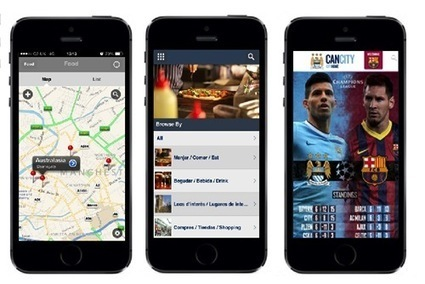 Man City launch first-ever mobile app for away fans | Tendances | Scoop.it