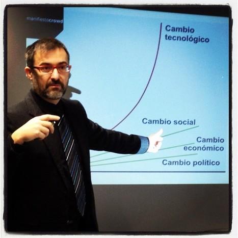 El problema de las velocidades de los cambios   A New Society, a new education!   Scoop.it