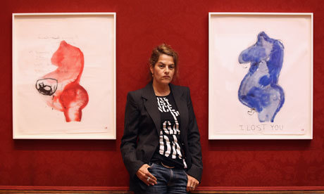 Tracey Emin, the visionary, emerges as Margate's answer to William Blake   Art and design   The Guardian   Culture and lifestyle   Scoop.it
