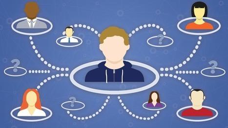 Facebook's Privacy Problem: Here's Zuckerberg's 'Private' Friends List | SocialMedia_me | Scoop.it