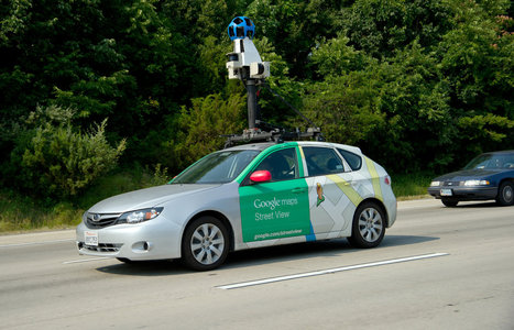 Google Admits Street View Project Violated Privacy | NIC: Network, Information, and Computer | Scoop.it